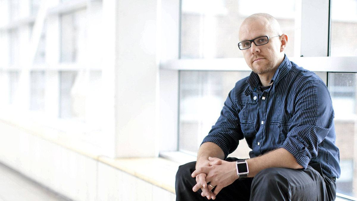 Michael Hoye, founder of Bespoke I/O.