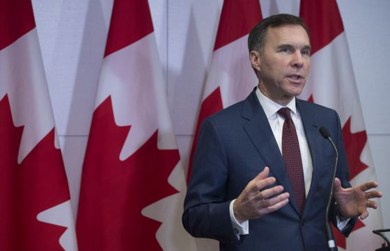 Bill Morneau expects to announce changes to fiscal-stabilization program as Western provinces push for reforms