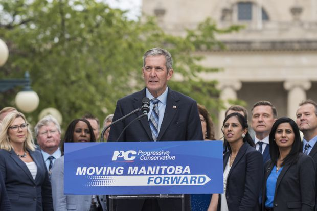 Health care dominates debate on Day 3 of the Manitoba election campaign