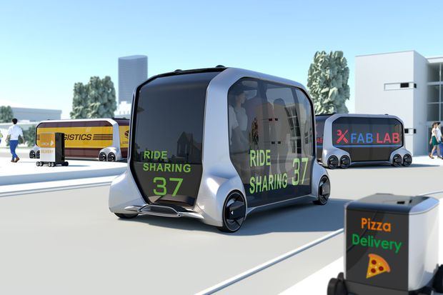 Tokyo accelerates its push for autonomous cars ahead of the 2020 Olympics