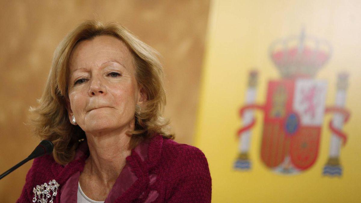 Spanish Economy Minister Elena Salgado says Spain will not need a bailout.
