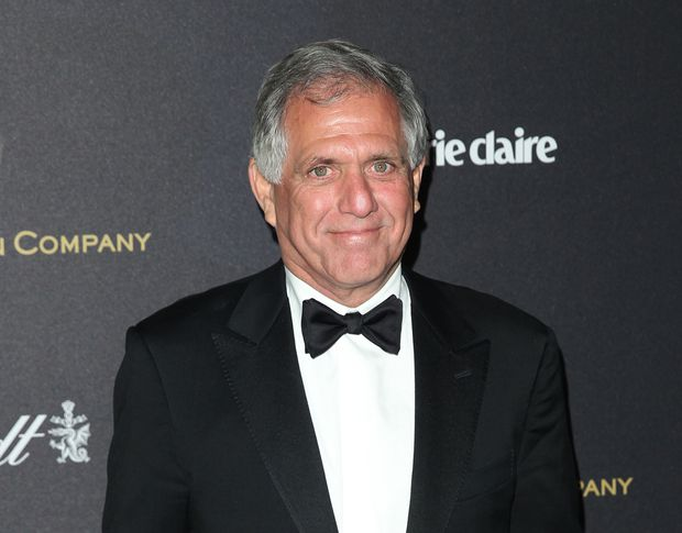 CBS investigates Les Moonves amid misconduct allegations