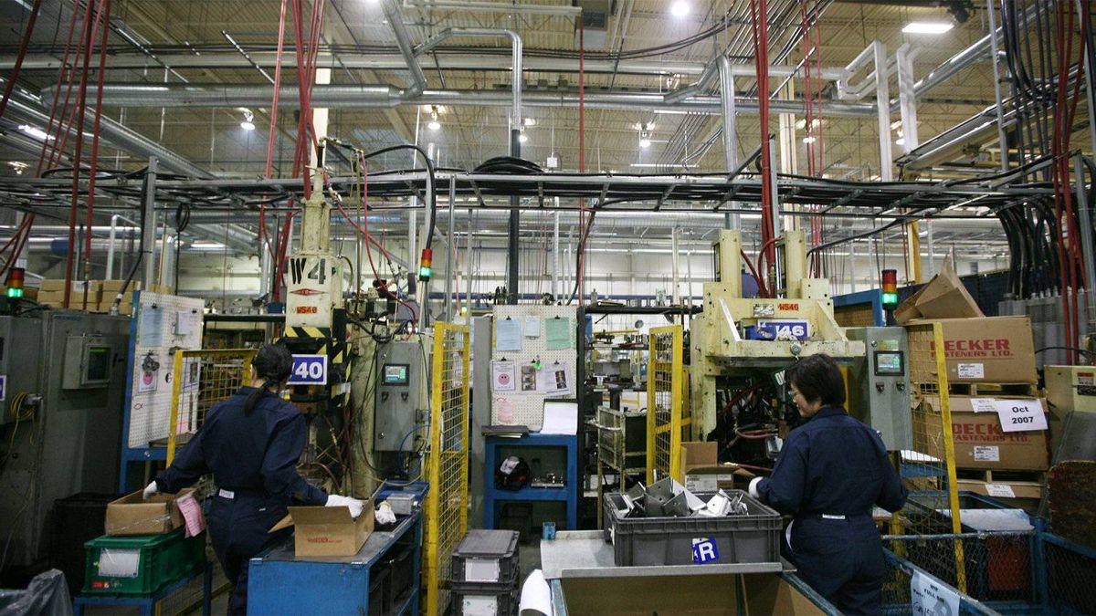 Martinrea factory
