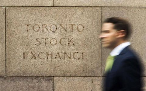TSX slips in early trading; Canadian dollar advances