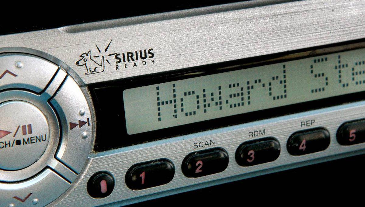 Sirius satellite radio Amy Sancetta/AP Photo