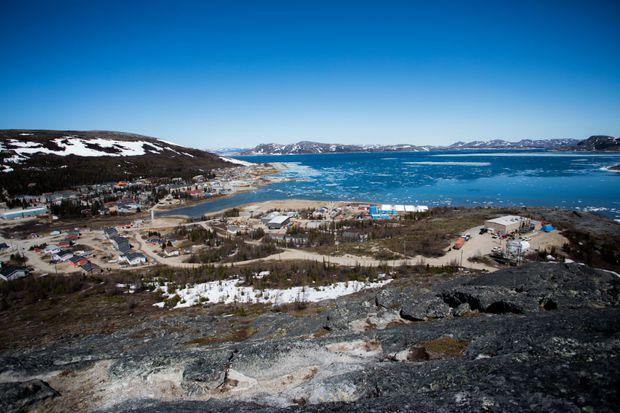 Researchers probing hidden secrets in waters off northern Labrador coast