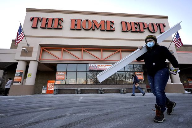Home Depot Casts Doubt On Further Room For Improvement After Blowout 2020 The Globe And Mail