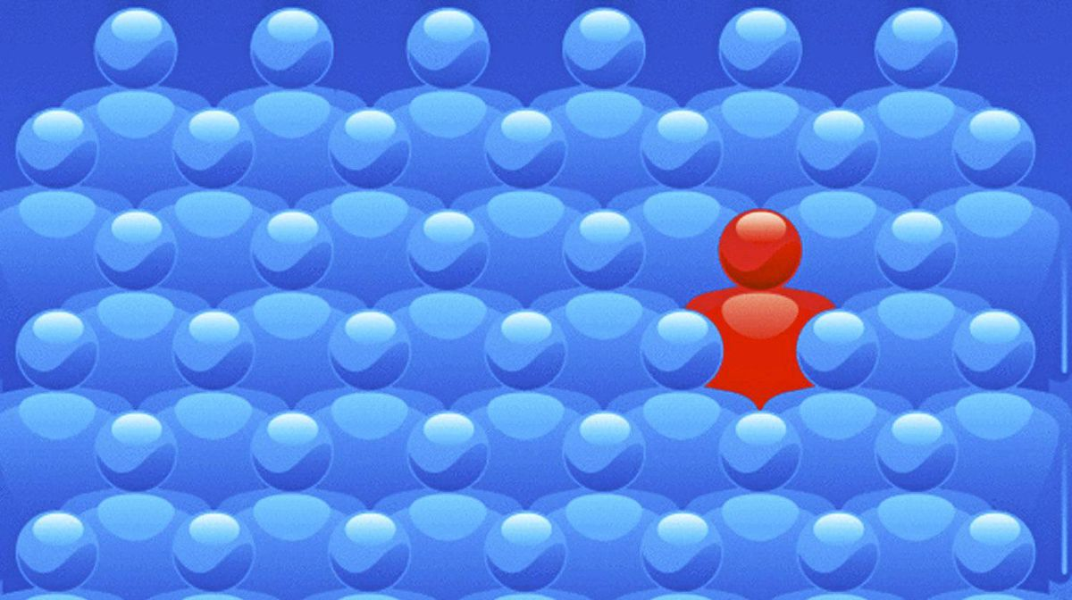 How to step up -- and stand out