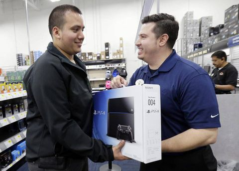 Rumours of a PS4 shortage in Canada are (slightly) exaggerated