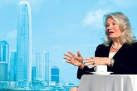 Kathleen Slaughter is dean of the Hong Kong campus of the Richard Ivey School of Business at University of Western Ontario.