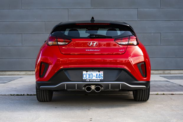 Review: Hyundai Veloster adds zip to the hatch equation
