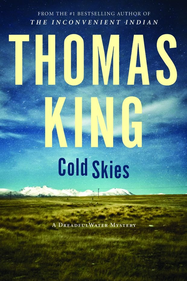 0994d3ff He's the Cherokee ex-cop-turned-nature-photographer in Thomas King's  stellar series set in Chinook, Mont., near the Canadian border.