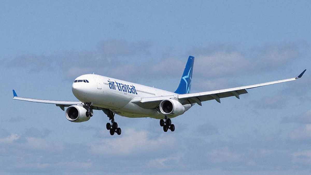 Air Transat, Airbus A-330, courtesy Transat A.T. Inc.