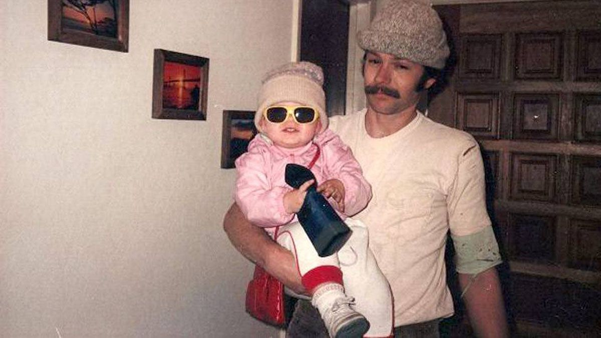 Your dad made you a hipster before you could become one and his hand-selected infant outfits were proof of it. Caption courtesy of: Dads are the Original Hipsters