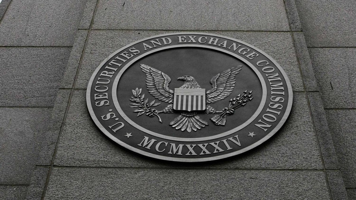 The Securities and Exchange Commission (SEC) headquarters in Washington.
