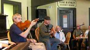 Join in the fun at the Celtic Music Interpretive Centre in Judique.
