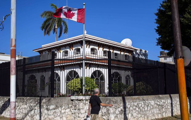 Canada halving staff at embassy in Cuba after mystery illness