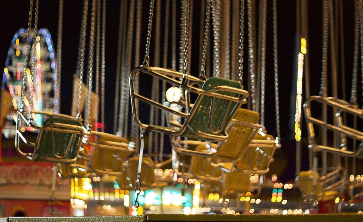 dan cronin.jpg uploaded this image to our Flickr pool. It's a shot of the swing ride at the CNE, Toronto.