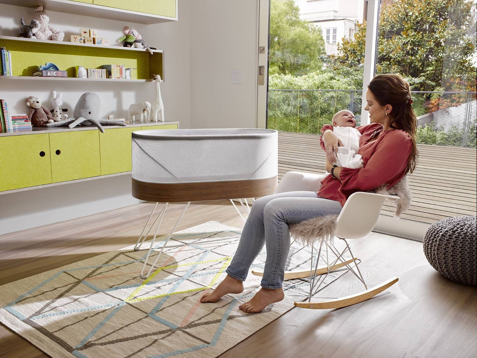 The Wired Baby Parenting In The Age Of Smart Cribs