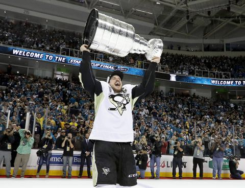Crosby cements his legacy as one of NHL's greatest ever