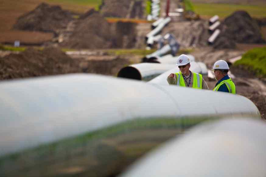 TransCanada's Keystone pipeline