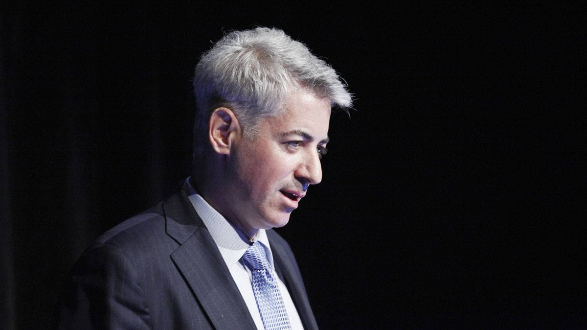 Bill Ackman is the founder and chief executive officer of Pershing Square Capital Management LP.