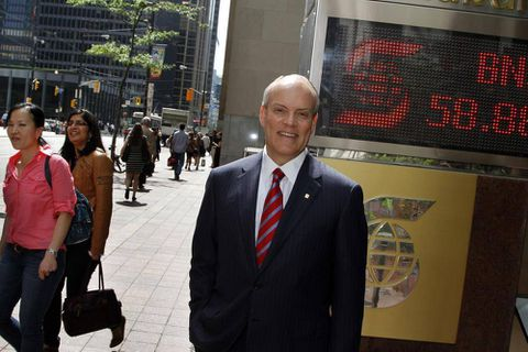 Scotiabank's new CEO creates two executive roles