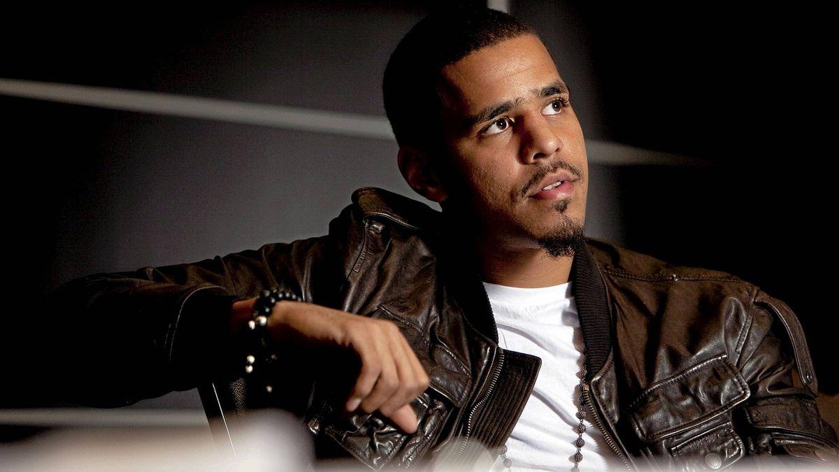 Rapper J. Cole