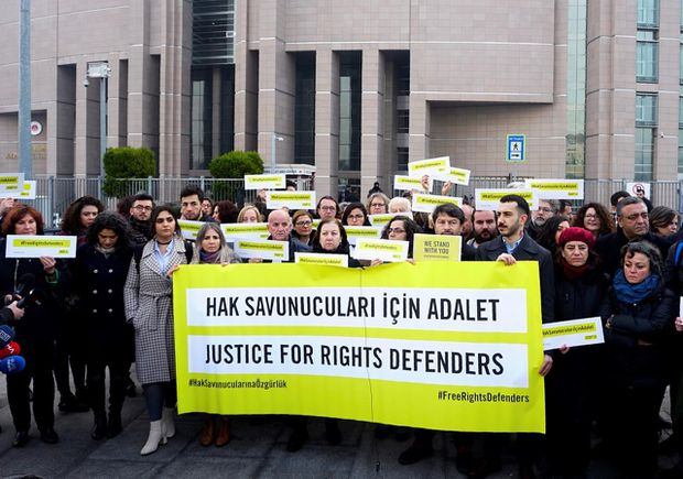 Turkey acquits defendants in controversial 2013 Gezi Park protest trial