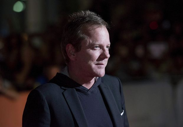 Kiefer Sutherland to Doug Ford: Don't Use My Grandfather's Name