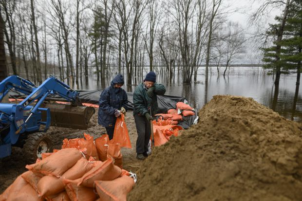 'Last year was supposed to be once in a lifetime': Quebec and New Brunswick brace for new reality of perennial floods