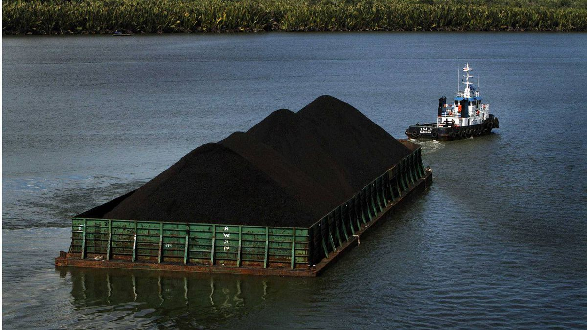 Demand for thermal coal, used in power generation, is ravenous in Asia.