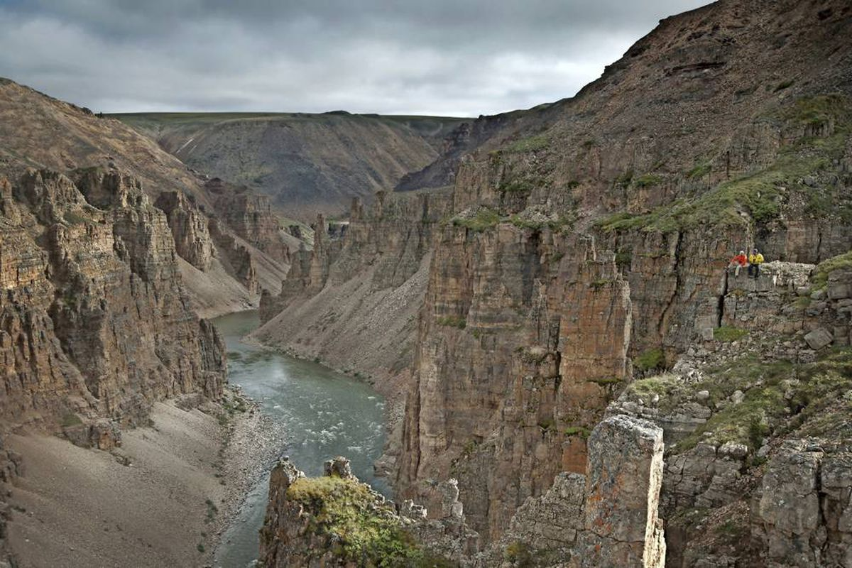 Lookup A Number >> A rare trip to Canada's least-visited national park: Tuktut Nogait - The Globe and Mail