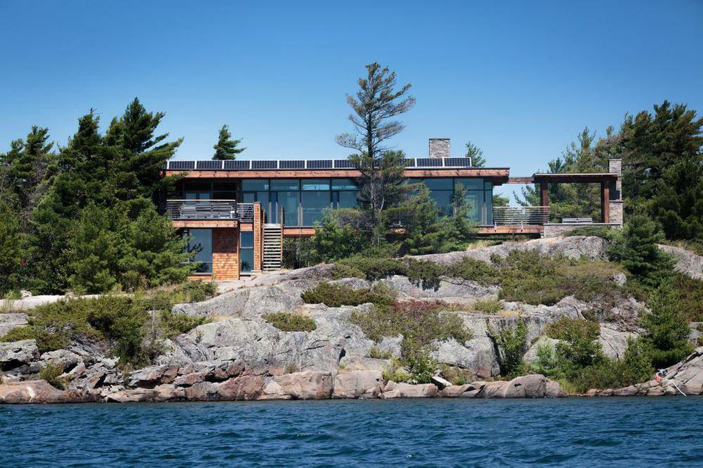 40e7f9891f7393 Here s the cottage an architect builds for himself - The Globe and Mail