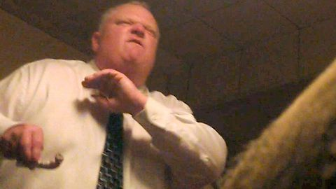 Rob Ford takes leave as recent drug videos emerge