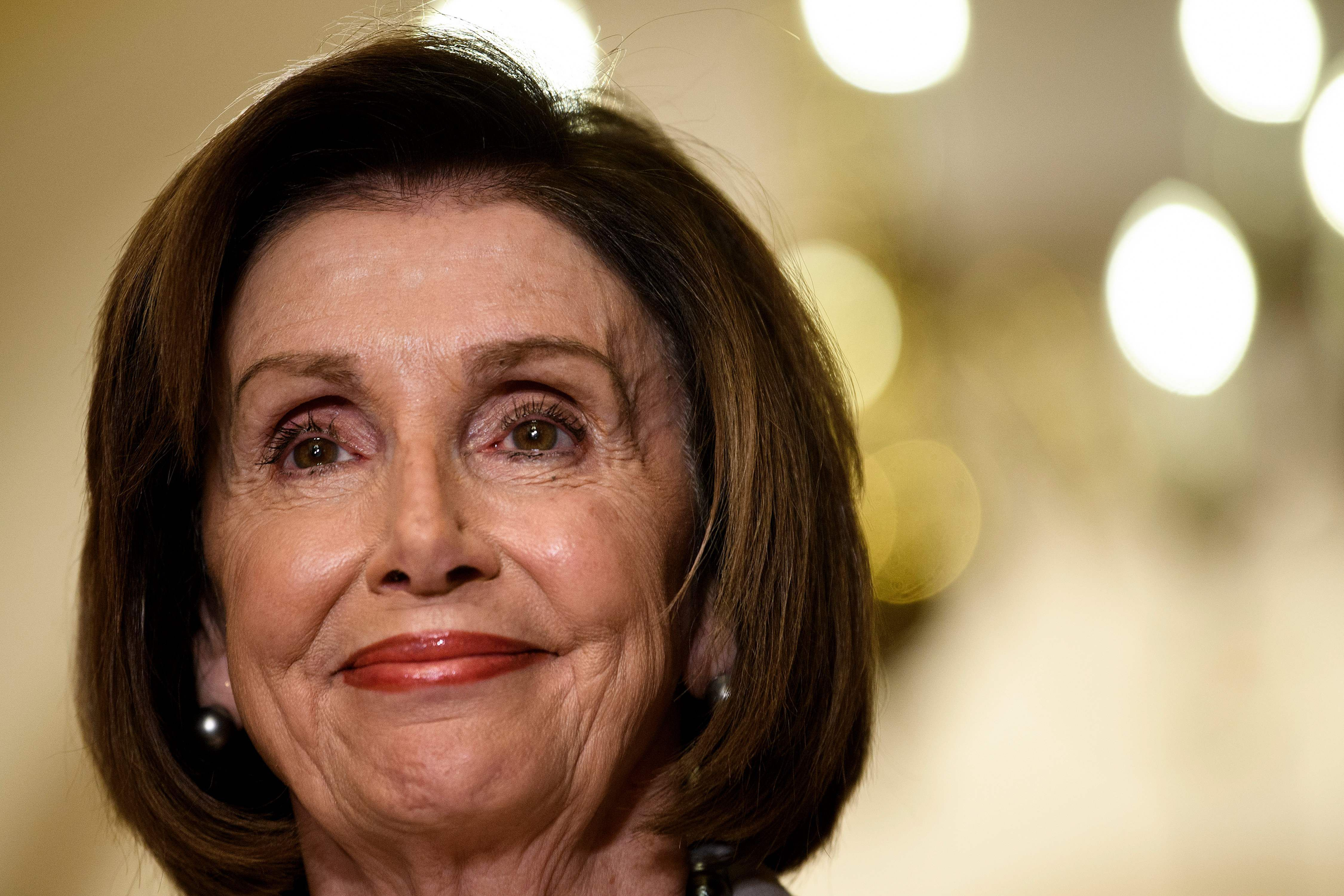 Pelosi, congressional leaders hold talks with King Abdullah II in Jordan at 'critical time' for the region