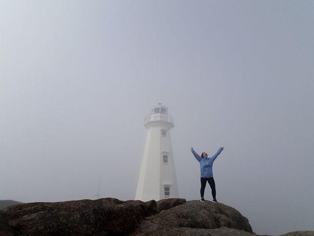 A five-day solo drive across Newfoundland