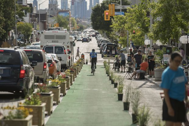 It's time to redesign Toronto's deadly streets. A pilot project shows the way