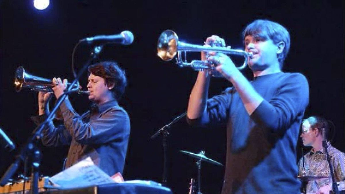 "The band ""Beirut"" performs"