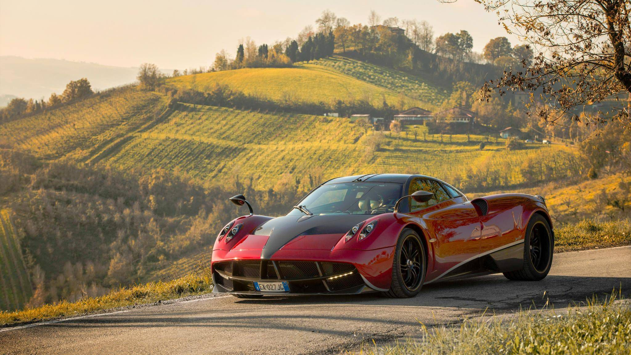 Automotive Valhalla You Ll Get There In A Pagani Huayra Bc The