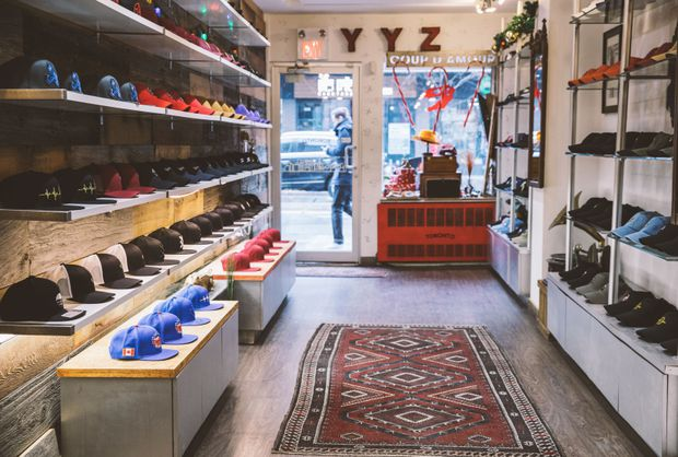 ad988296973b4 Love affair with Toronto helps hat retailer stand out from the pack ...