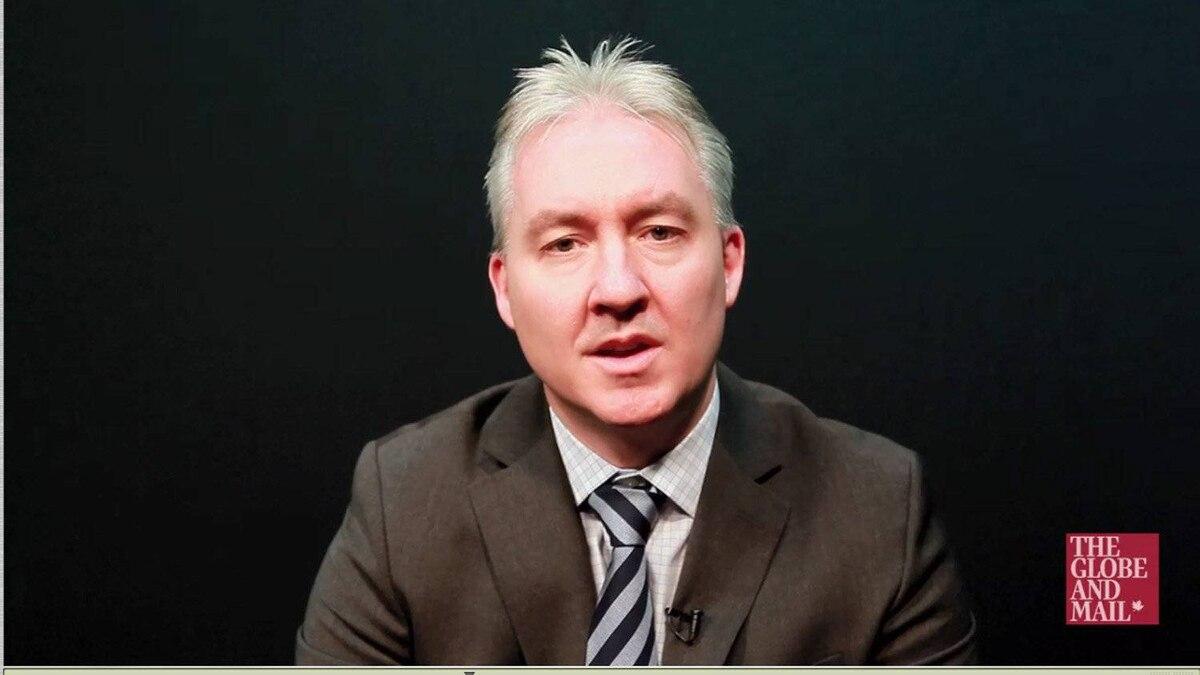 Eric Gales, president of Microsoft Canada.