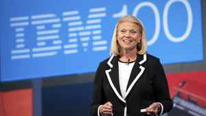 "Virginia ""Ginni"" Rometty becomes CEO of IBM Corp. on Jan. 1, the first woman to head the pioneering technology company in its 100-year history."