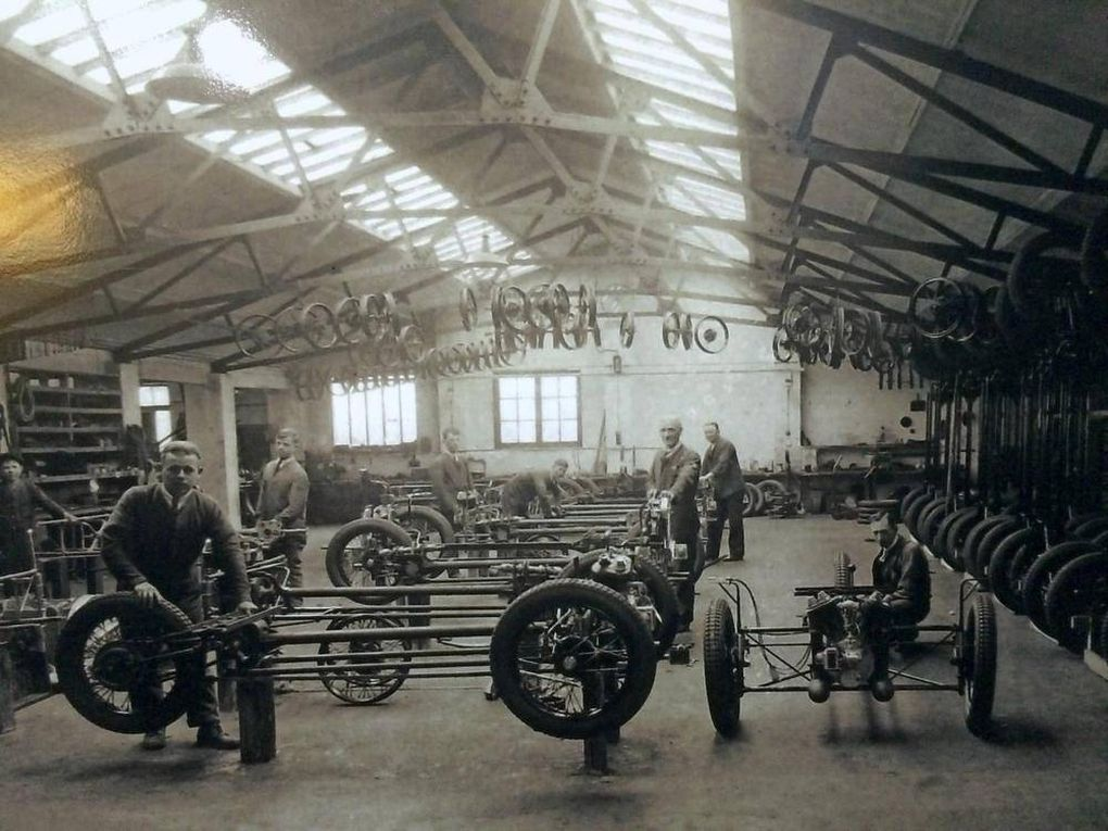 Three Wheelers Became Por In England Because They Were Cled As Motorcycles And Taxed At A Lower Than Rate Cars Morgan Introduced