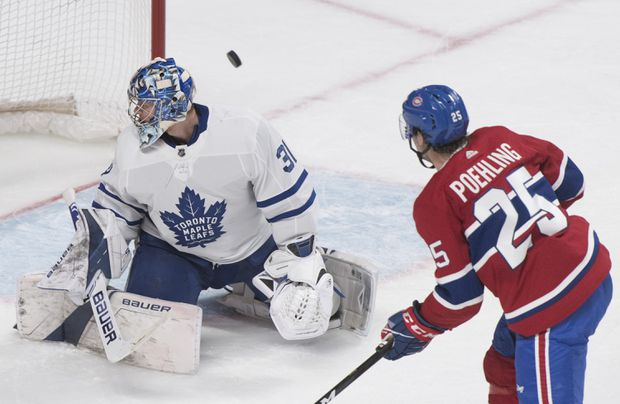 Ryan Poehling Shines In Nhl Debut Leading Canadiens To Win Over