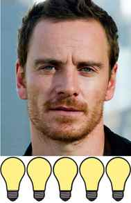 MICHAEL FASSBENDER: 100 watts With perhaps the exception of Canadian Ryan Gosling, no other actor has achieved the sort of star status that Michael Fassbender has this year. He's won raves for period pieces (Jane Eyre) and superhero blockbusters (X-Men: First Class). He's earning even more acclaim – if that's even possible – for his new movie, Shame, opening Friday, in which he stars as a sex addict. Some will go for his acting, others will go perhaps for the full-frontal nudity.