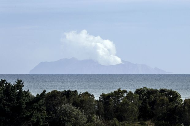 Death toll from New Zealand volcanic eruption rises to 21, police say