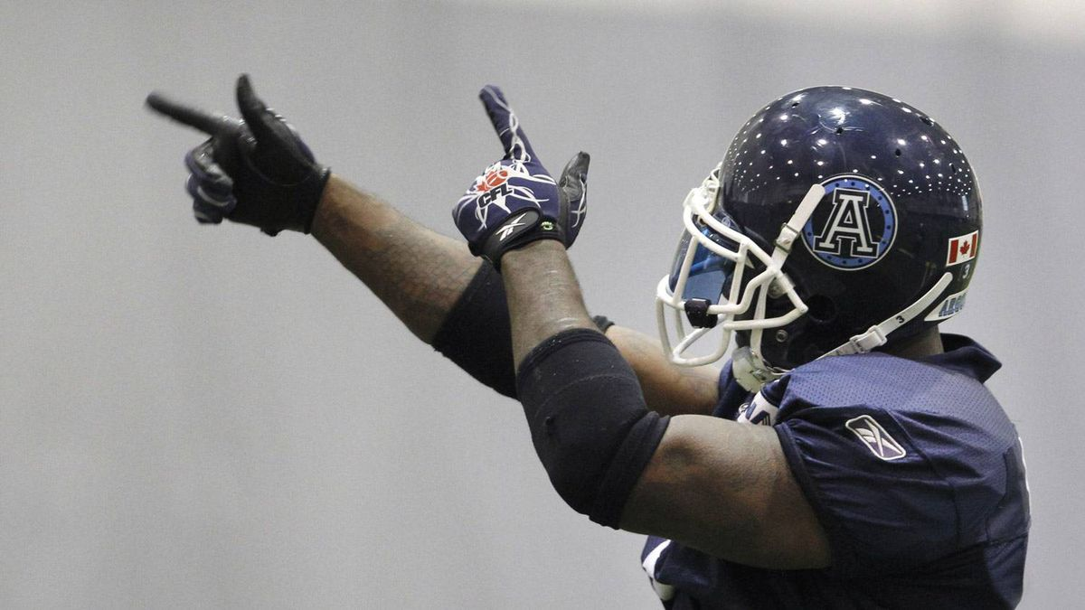 Toronto Argonauts, owned by Canadian Senator David Braley, play in the Eastern Division of the Canadian Football League. The team was founded in 1873, making the Argos one of North America's oldest pro sports teams. (Reuters)