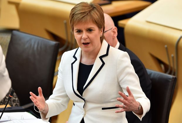 Scotland will prepare for an independence referendum before May 2021, First Minister says