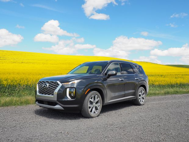 Larger and more refined, Hyundai Palisade can carry eight in comfort